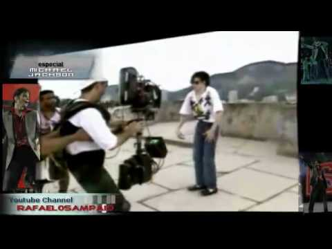 Michael Jackson - king of Pop in Rio de Janeiro