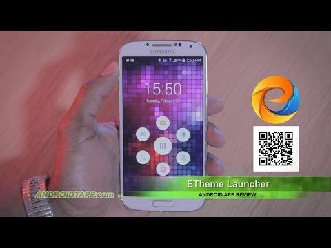 ETheme Launcher (Android App Review)