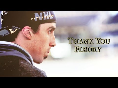 I Lived - Thank You Marc Andre Fleury