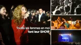 LARA FABIAN  1  Mamy Blue HD Live TLFM