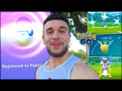 I FINALLY CAUGHT ONE OF THE RAREST POKÉMON! NEW SHINY POKÉMON! (Pokémon GO)