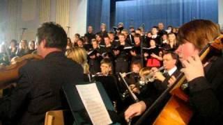 Concert in Estonia 2009 Estonian Orchestra EESTI