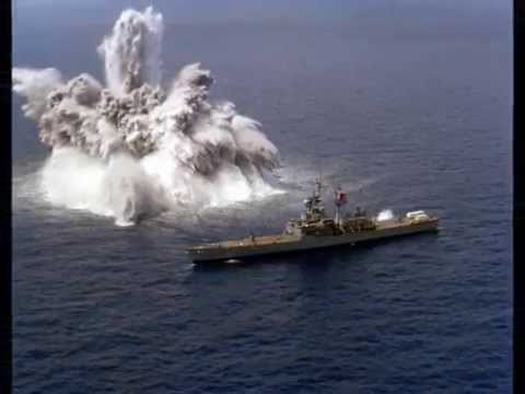 US to detonate underwater explosive in Puerto Rico | BREAKING NEWS - 13 APRIL 2014