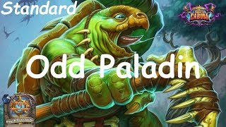 Hearthstone: Odd Paladin #7: Boomsday (Projeto Cabum) - Standard Constructed