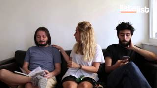 Arkadaş Grubundaki Tek Kadın Olmak | ListeList.com 2017 Video