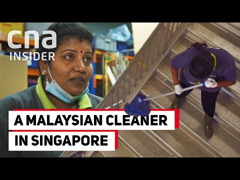 Scared And Alone:A Malaysian Cleaner In SIngapore Amid COVID-19