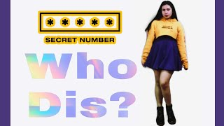 SECRET NUMBER 시크릿넘버 - Who Dis? |Dance Cover | Nata from Luck…