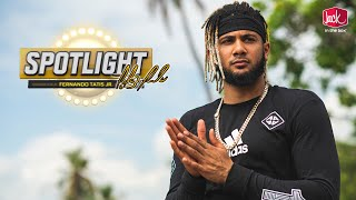 Following his electric rookie season in 2019, padres shortstop fernando tatis jr. gave us an inside look at life san pedro de macoris, dominican republic,...