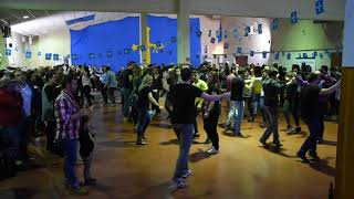 Nueche En Danza En Noreña.(03-02-2018)