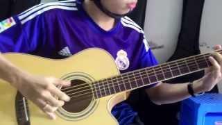 Test đàn 3tr5. Shop Guitar Đam Mê