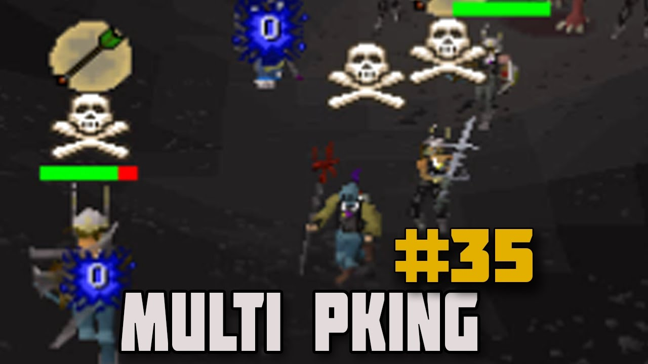 Multi Pking With The Lads #35: OSRS