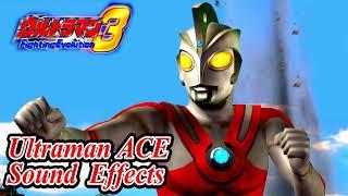 Ultraman FE3 - ULTRAMAN ACE - Sound Effects