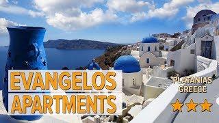 Evangelos Apartments hotel review Hotels in Platanias Greek Hotels