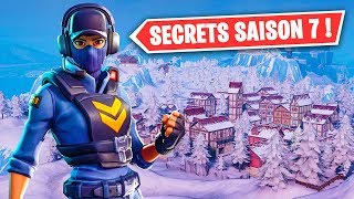 THE SAISON AND HIS SECRETS ON FORTNITE!