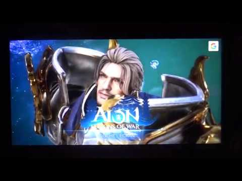 Aion Legions Of War Android: Test Video Review Gameplay FR HD (N-Gamz)