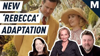 Kristin Scott Thomas and Ann Dowd on the power of privilege in Netflix's 'Rebecca' | Mashable