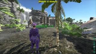 Ark: Survival Evolved - Mesopithecus Unlocking Doors!