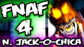 FNAF 4 NIGHTMARE JACK-O-CHICA Teaser || Five Nights at Freddy's 4 NIGHTMARE JACK-O-CHICA