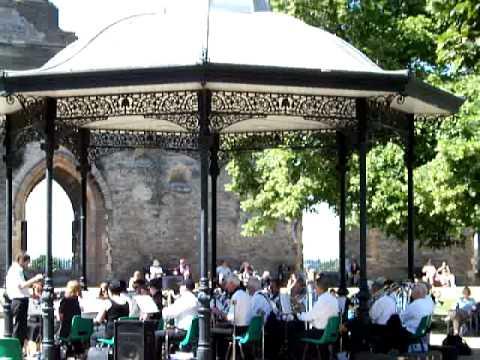 Music at Newark-On-Trent Castle