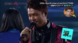 2016年6月17日(金) バズリズム(トーク) MUGEN ROAD/三代目J Soul Broth...