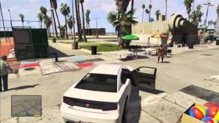 GTA 5 : Vidéos Detente balade dans Los Santos !