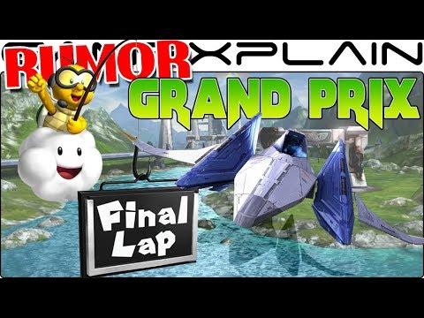 RUMOR - Retro's Next Game is Star Fox Grand Prix