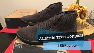 Allbirds Tree Toppers Unboxing & Short Review