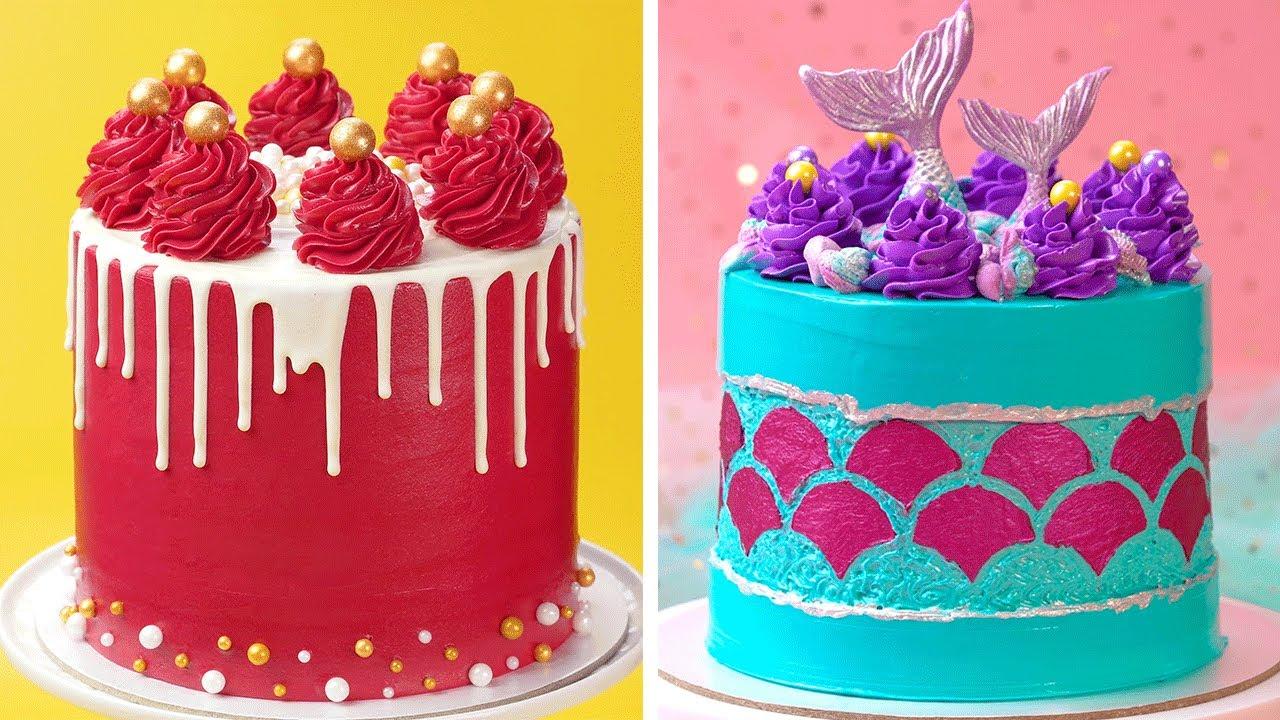 So Yummy Cake | Top 10 Awesome Chocolate Cake Art | Amazing Cake Decorating Tutorials