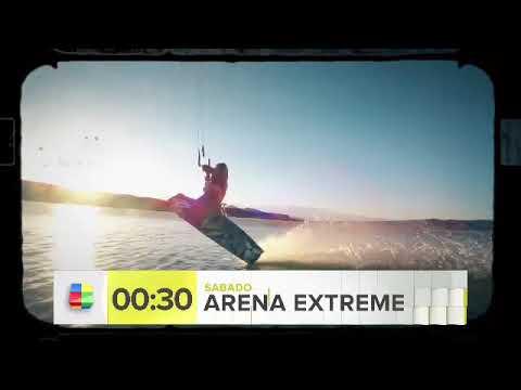 Este sábado en Arena Extreme vamos a Las Leñas