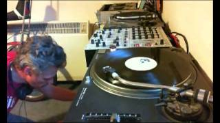 DJ Ambrosia First Old Skool Vinyl progressive, trance, techno mix.