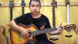 Hướng dẫn chọn mua đàn Guitar   phần 1