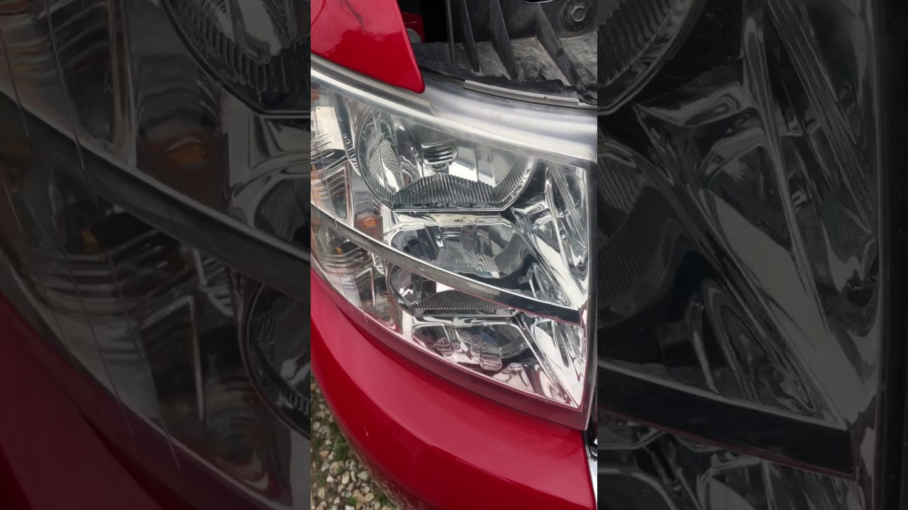 Replacing A Headlight On 2017 Silverado