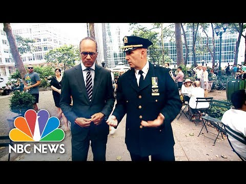 Go Inside The NYPD's New Anti-Terror Unit!