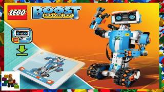 LEGO instructions - Boost - 17101 - Creative Toolbox (Vernie the Robot)