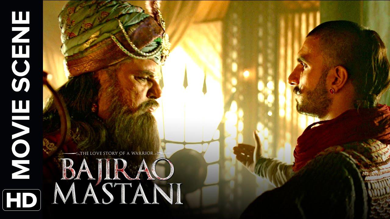 Ranveer Uses His Tact To Silence The Nizam | Bajirao Mastani | Movie Scene