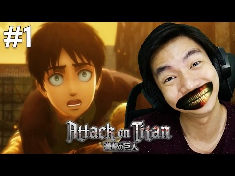 Ambisi Membara - Attack On Titan - Indonesia Gameplay #1