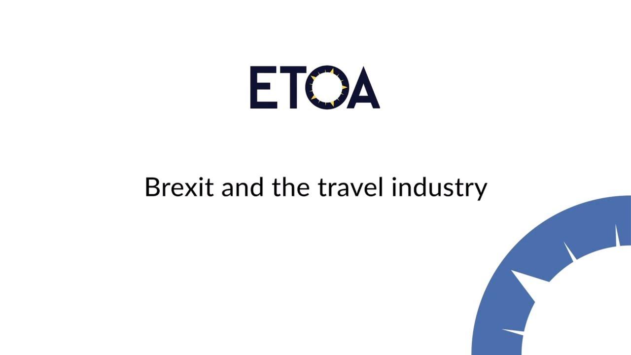 Brexit : ETOA – European tourism association