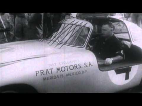 Mercedes-Benz Canada | Racing Heritage: Carrera Panamericana