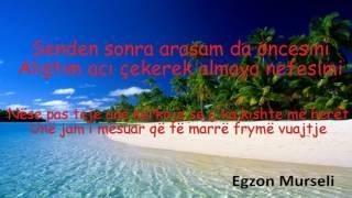 Rafet El Roman - Senden Sonra (me perkthim Shqip) (Official Video Lyrics)
