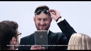 Tablet HP Slate z modemem Wi-Fi i bezprzewodową drukarką za 0 zł na start!