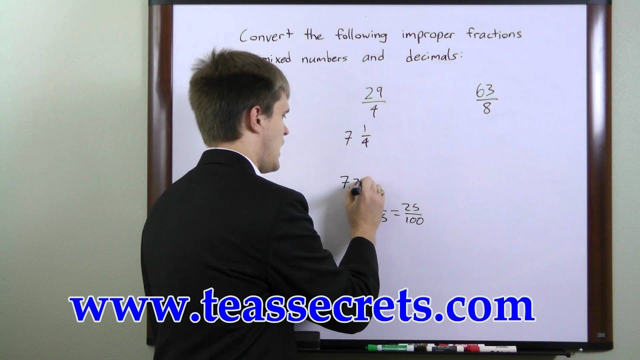 TEAS Exam Answers - Free TEAS Math Secrets - YouTube