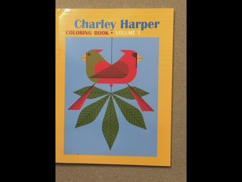 Charlie Harper - Volume 1 flip through - YouTube