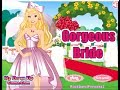 Barbie Games Barbie Gorgeous Bride Dress Up Game - Barbie Wedding Dressup and Makeover Games