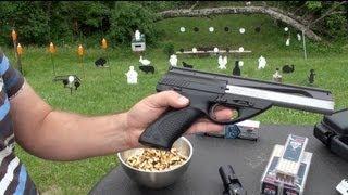 Beretta Neos U22 Calibre 22, en Español, Pistola futuristica, Star Wars, Guerra de las Galaxias