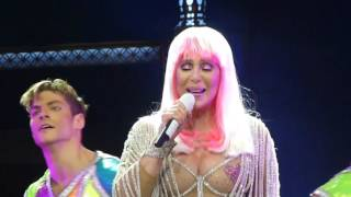 "Cher - Believe ""live"" - Dressed To Kill Tour 2014"