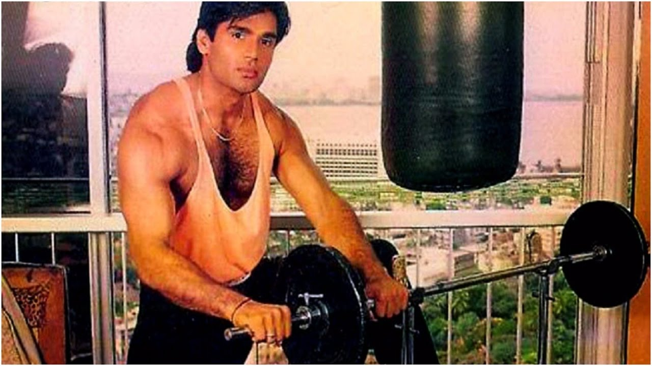 Image result for sunny deol muscles