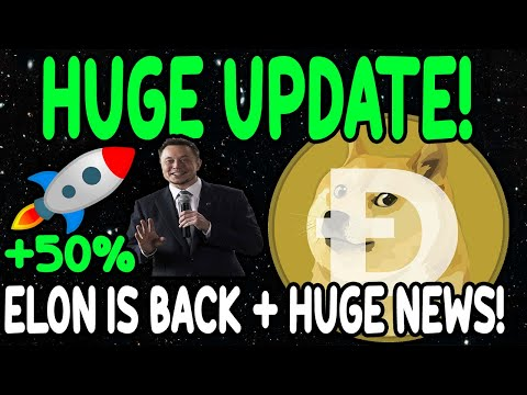Dogecoin News Today! Why Dogecoin Is Going UP?! Dogecoin ...