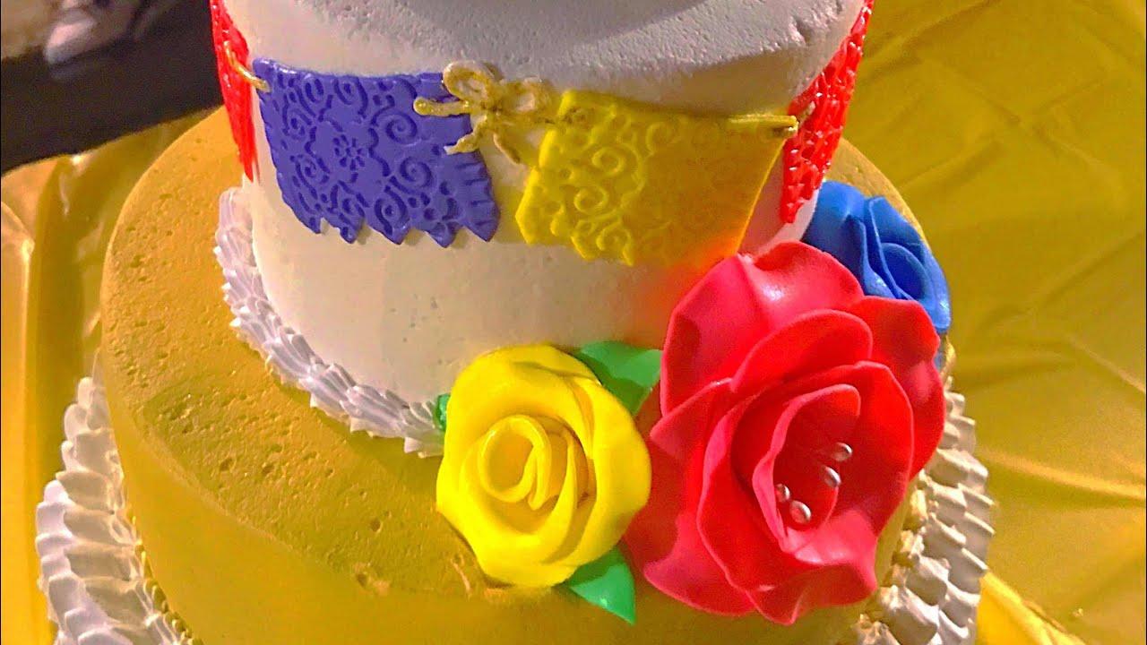 Youtube Fairy Cake