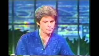 Rick Nelson Interview 1981 Tonight Show