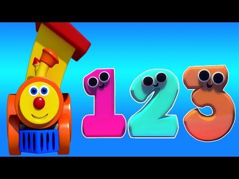 Ben il treno   numero avventura   Imparare i numeri   Ben The Train   Numbers Adventure For Kids